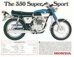 1968 1971 honda cb350 motorcycle review