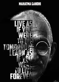 mahatma gandhi quotes gunawan rb canvas