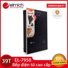 Bếp điện từ âm Elmich Tornado EL-7950 công suất 2200W - Hàng chính hãng,  bảo hành 25 tháng - 1,659,000