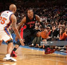 Sonny Weems of the Toronto Raptors handles the ball during the game... News  Photo - Getty Images
