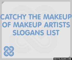 30 catchy the makeup of makeup artists