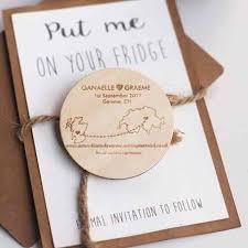 map save the date custom wood wedding