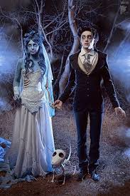 costumes couples corpse