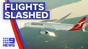Qantas international flights ...