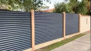 China Modern Picket Aluminum Steel Metal Fence China Slat Fence Fencing