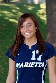 Abby Wood - Women's Soccer - Marietta College Athletics