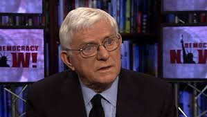 Legendary Talk Show Host Phil Donahue on the Silencing of Antiwar ...