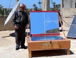 palestinian man overcomes gaza energy