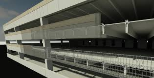 precast concrete parking garages in
