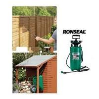 Tbs Building Supplies Ronseal Power Sprayer 2m Hose