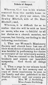 Ida Mitchell death 11 15 1905 - Newspapers.com