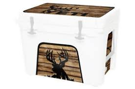 Cooler Wrap Accessories Decal Sticker Fits Yeti Tundra 125 L I Buck Wd Crosshair Ebay