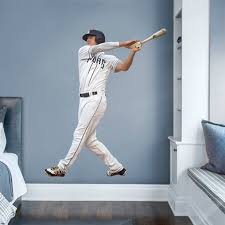 Fathead Wil Meyers San Diego Padres Life Size Removable Wall Decal