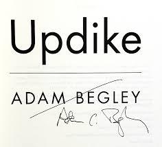 Updike | Adam Begley