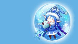 lulu league of legends chibi 1920x1080