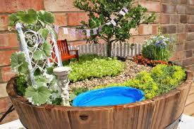 diy guide to a miniature fairy garden