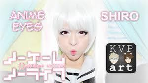 anime makeup test ノーゲーム