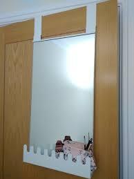 ikea garnes over the door mirror with