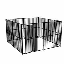 Factory Wholesale Large Dog Fence Cheap Dog Kennels House Wally Wire Mesh