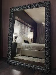floor standing wooden frame