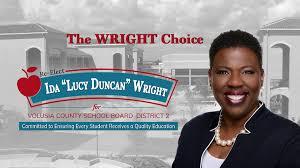 Ida Wright for School Board - Home | Facebook