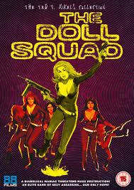 The Doll Squad (DVD) – 88 Films