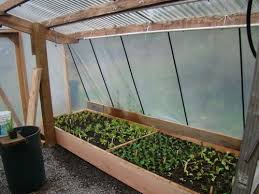woodwork raised bed greenhouse plans