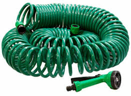 blackspur 100ft coil garden hose hp102