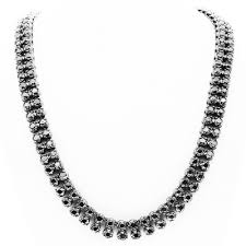 black diamond chain hip hop style
