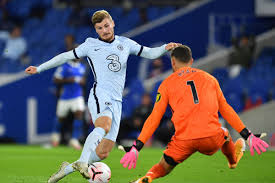 Werner downplays injury as he reflects on Chelsea debut against 'massive'  Brighton defenders - We Ain't Got No History
