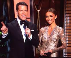 "Giuliana Rancic on Twitter: ""Third and final look of the night! Gown by  #StevenKhalil #missusa http://t.co/1XmdINLLyG"""