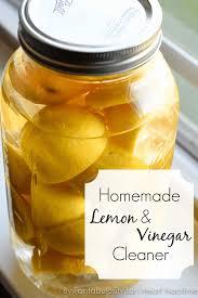 homemade lemon vinegar cleaner i