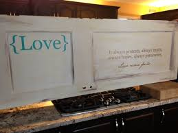 Love Never Fails Wall Decal Trading Phrases