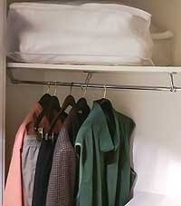 cost to install closet shelf and rod 2019