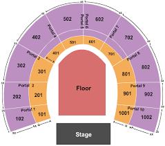 forest hills stadium seating chart