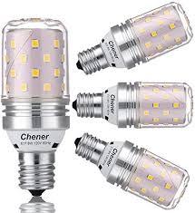 e17 intermediate base led bulb 4 pack
