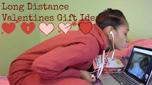 valentines gift ideas for long distance