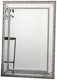 frame overmantle large wall mirror
