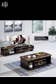 tv stand and coffee table in kilimani