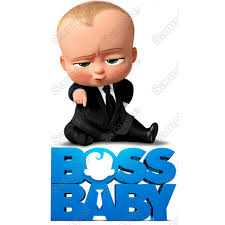 Boss Baby T Shirt Iron On Transfer Decal 1