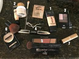 what s in my makeup bag southern plate