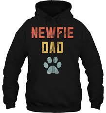 newfoundland dog gifts newfie dad funny zip