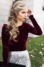 holiday hair and makeup vivian makeup