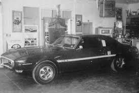 Pontiac Window Sticker Reproductions
