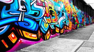 graffiti wallpaper phone 4k wall