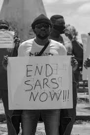 End SARS now ...