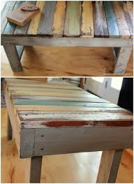 40 Beautiful And Eco Friendly Reclaimed Wood Projects That Will Transform Your Home Diy Crafts