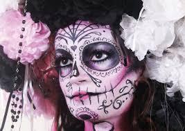día de muertos makeup tutorial day of