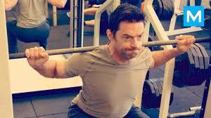 hugh jackman workout for wolverine