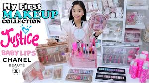 justice makeup collection a look at